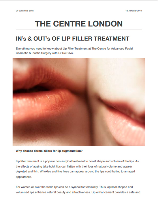 ins and outs lip filler treatment article