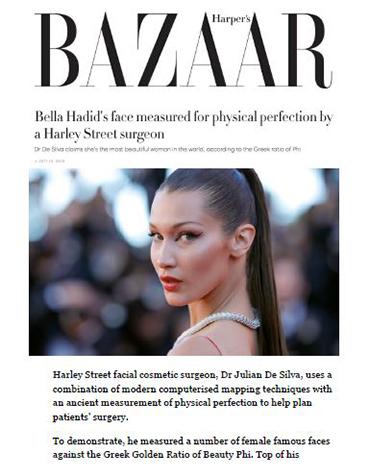 Harpers Bazaar cover