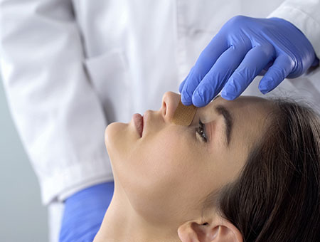 non surgical rhinoplasty aftercare
