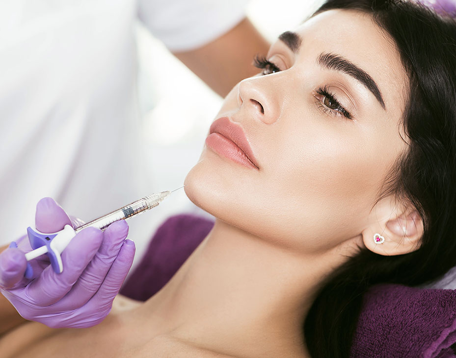 chin fillers London