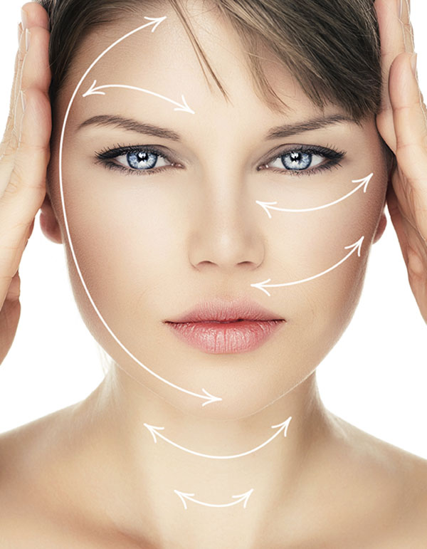 surgical v non-surgical face lift options