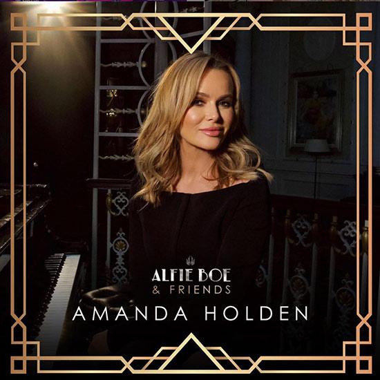 Amanda Holden after getting FaceTite