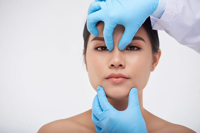 Patients often opt for non-surgical rhinoplasty because it is quick and affordable.