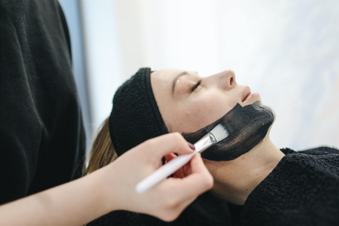 Chemical peels involve chemical solutions that cause old skin to peel off.