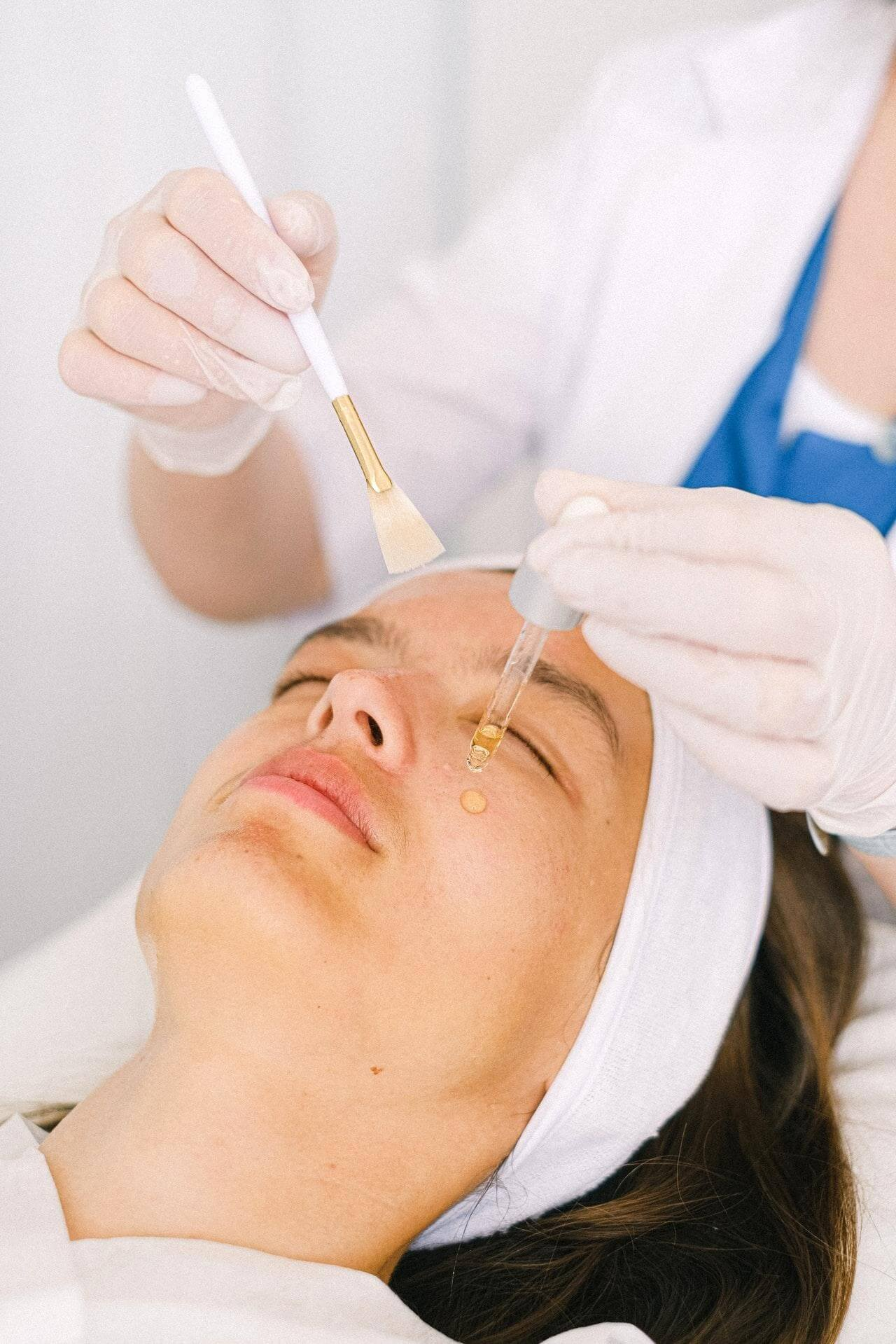 Chemical peels are only effective if done by a certified cosmetic practitioner.