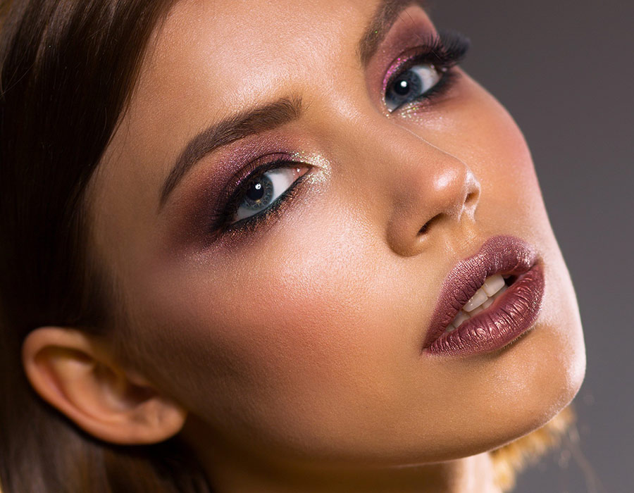 Cheek fillers are made of hyaluronic acid.