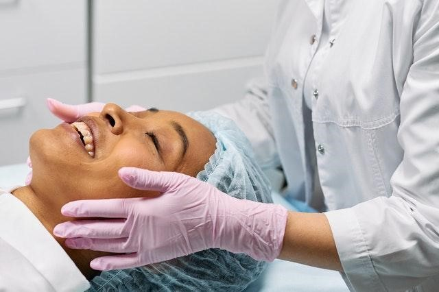 Many patients choose cheek filler treatments because they are quick and less risky.
