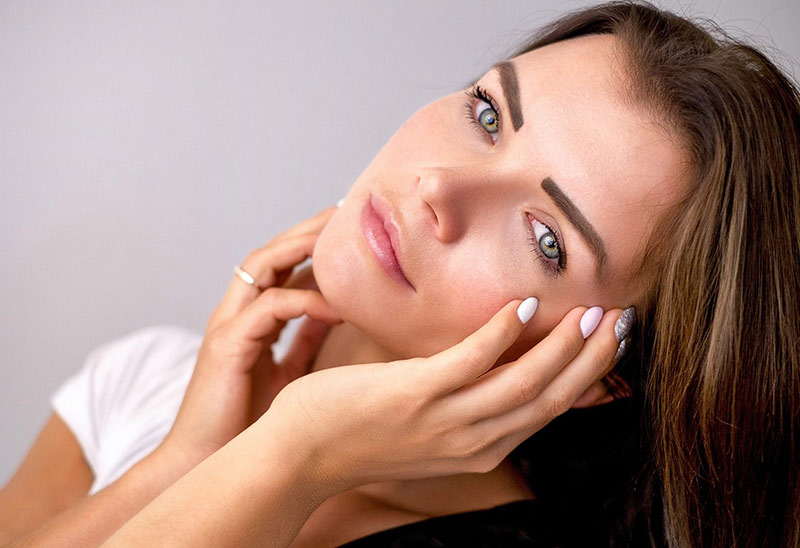 A Botox treatment involves injecting the substance into certain points of your face.